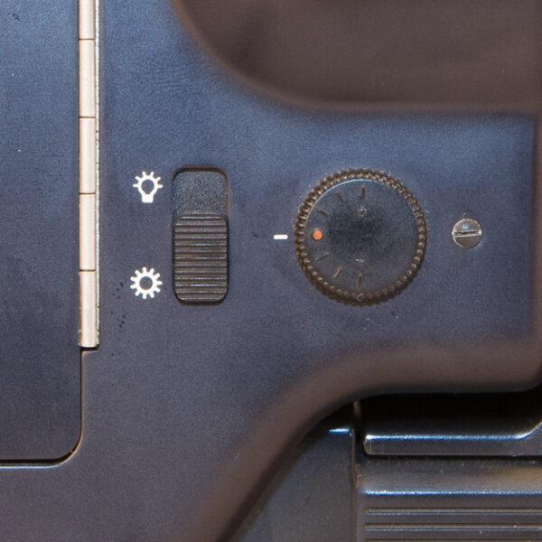 Tungsten-Daylight switch