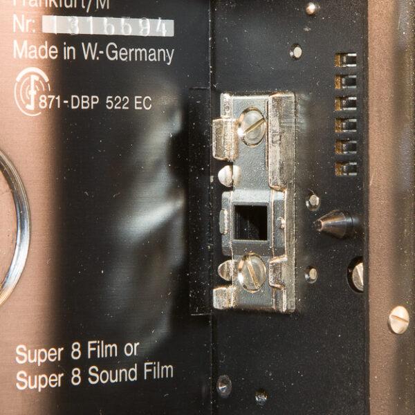 Super8 film venster