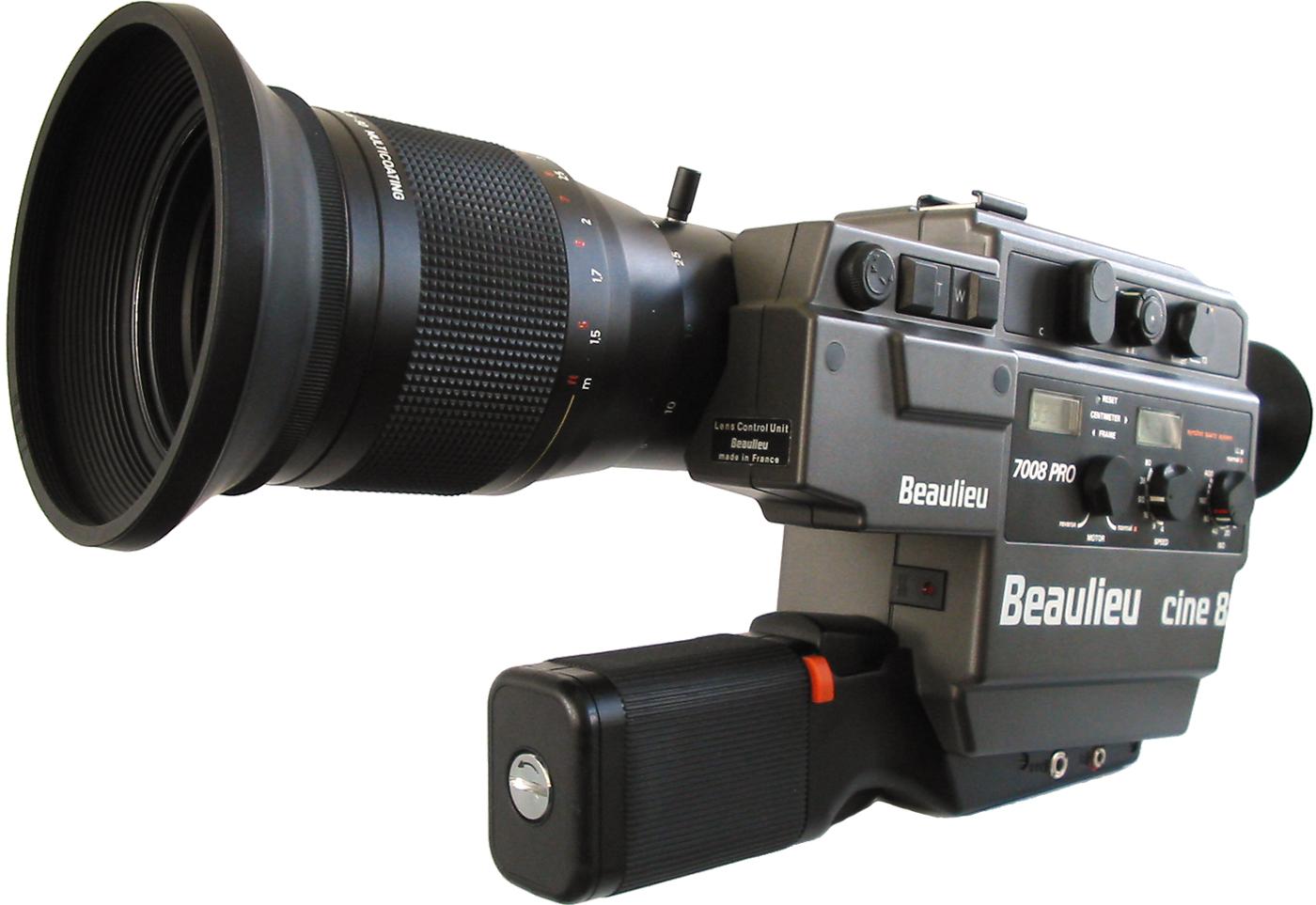 beaulieu 7008 pro