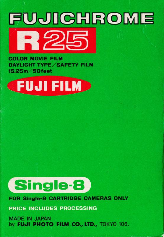 Fuji R25