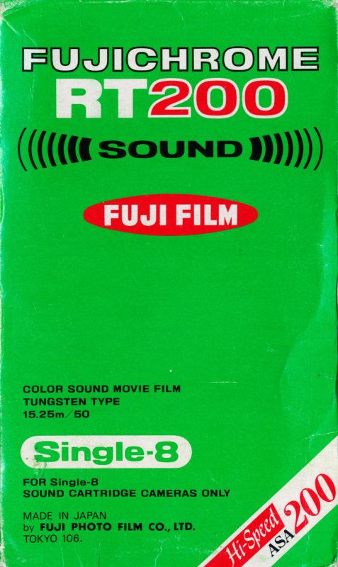 Fuji RT200 sound