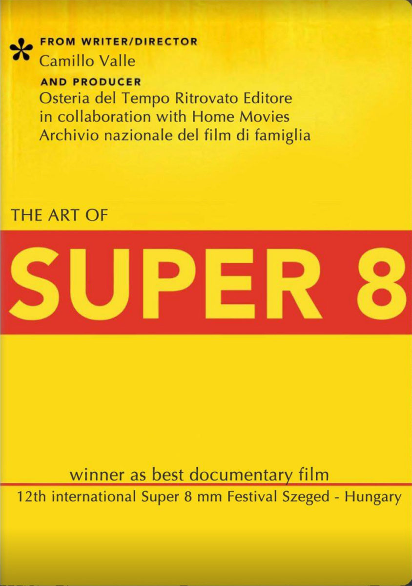 the art of super8