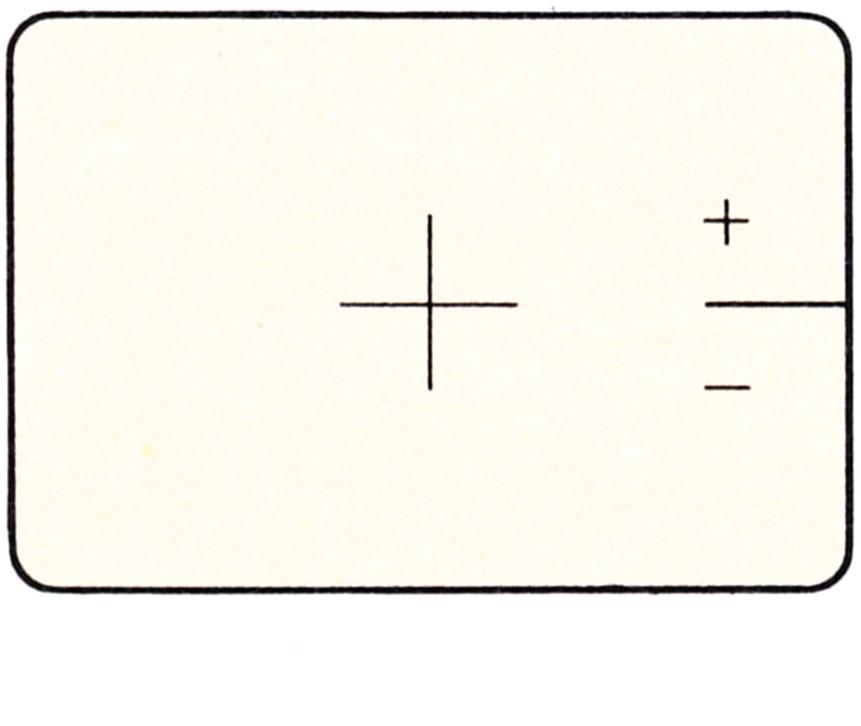 aperture scale needle